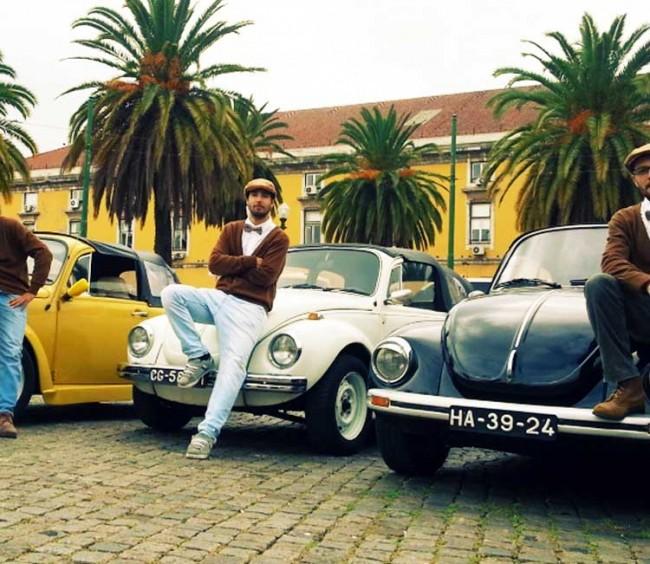 Beetle tours Lisbon