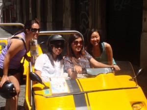 Experience Lisbon on a Gocar tour