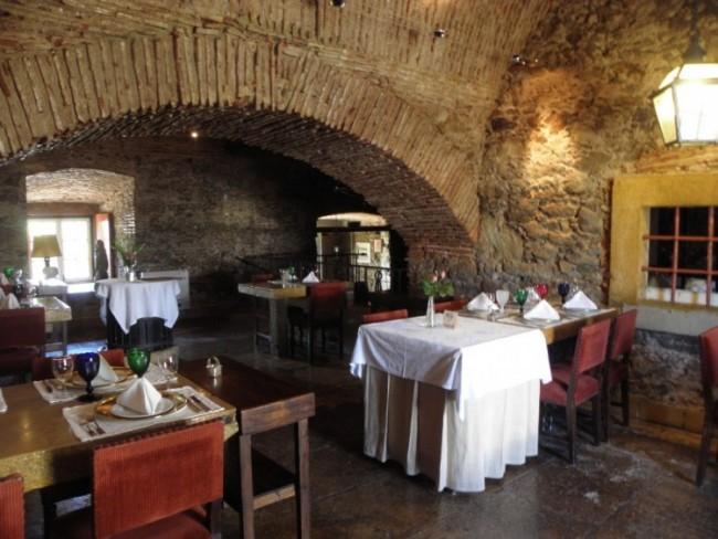 Quinta de Santan Barbara restaurant