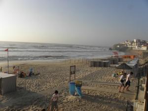 Beach at São Pedro de Moel