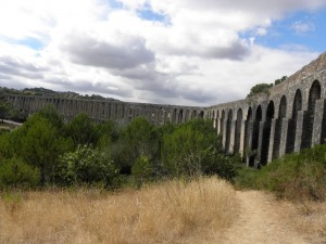 Pegoes Aquaduct, Tomar