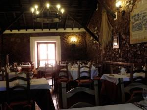 Restaurant D. José Pinhão, Constancia