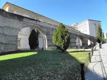 aquaduct of Coimbra
