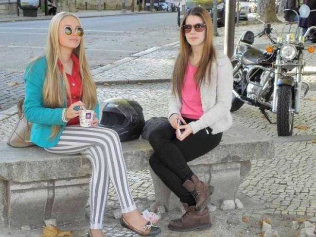 Motor girls Coimbra