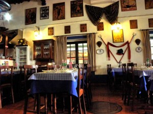 O Poizo do Bezouro restaurant, Chamusca