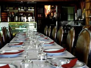 Sabores do Rio restaurant Montargil