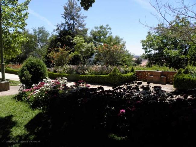 abrantes-castle-gardens