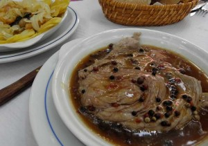 Restaurante Jardim Tomar