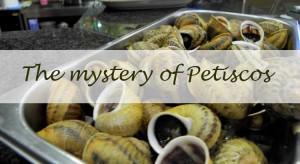 Petiscos, the Portuguese Tapas