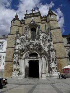 Monastery Santa Cruz Coimbra