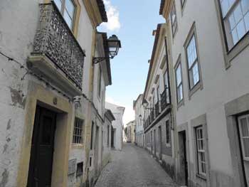 street Abrantes