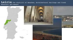 District of Leiria – beaches, architecture and mountain retreats