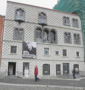 Museum Jose Saramago Lisbon