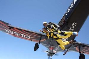 Tandem Skydive Porto