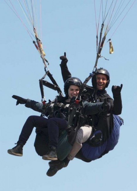 Paragliding Carcavelos