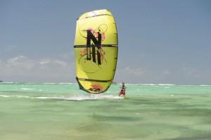 Kite surfing Lisbon