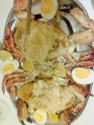 Almirante Reis crab