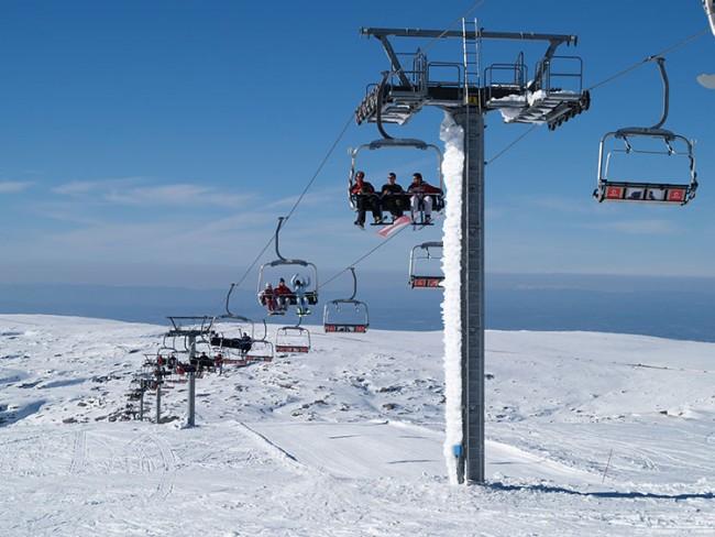 Ski resort serra estrela portugal go discover portugal for Acheter carrelage au portugal