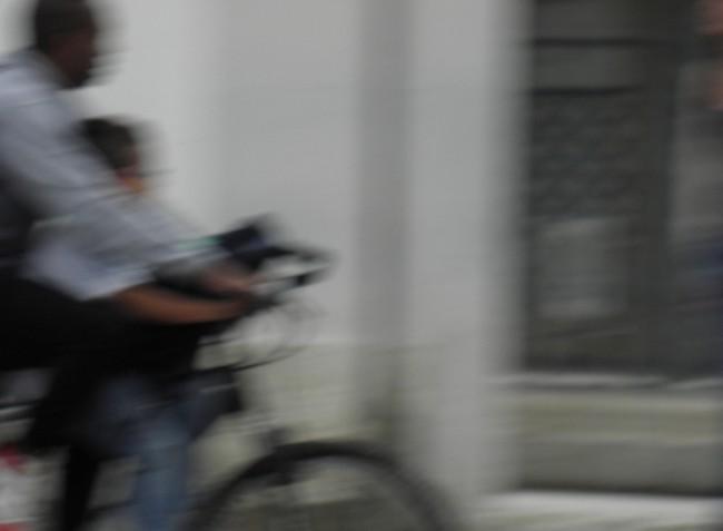 biking Lisbon