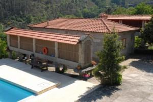 Quinta dos Vieiras, rural accommodation Geres
