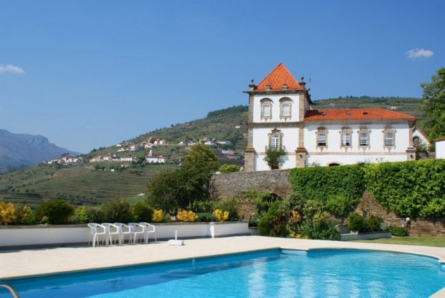 Hotel Quinta casa das Torres de Oliveira