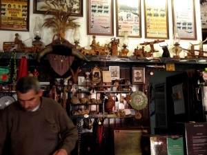 Santa Maria tavern bar, Chamusca