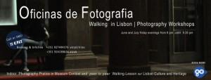 Oficinas de fotografia Urban Photography tour of Lisbon