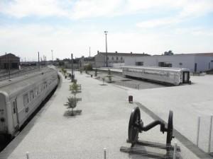 Railway Museum Entroncamento