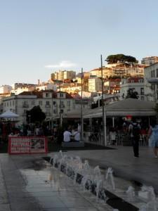 Martim Moniz square, Lisbon