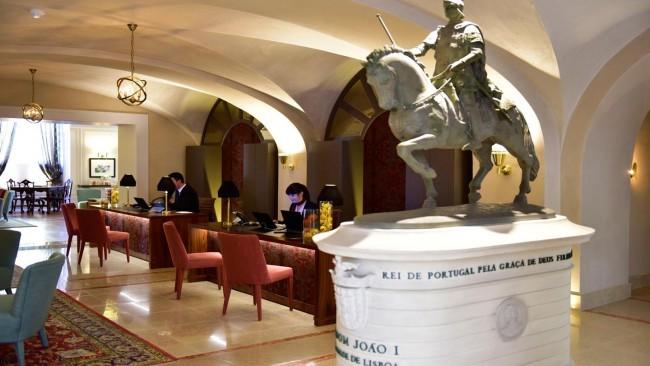 Hotel Pousada Lisboa, Praça do Comércio