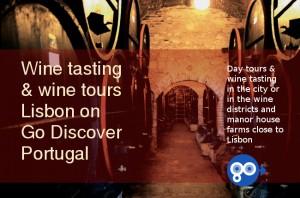 Lisbon wine tasting & Lisbon wine tours
