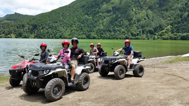 Buggy Kart And Quad Bike Tours Azores Go Discover