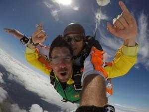 tandem skydive Aeródromo de Figueira dos Cavaleiros