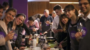 Eventos de workshops culinária, Team building Lisboa