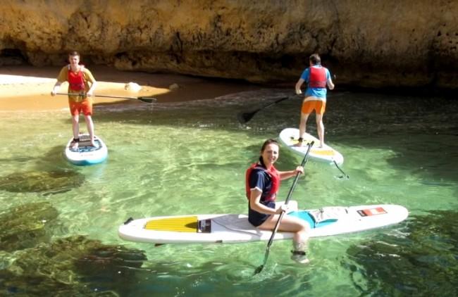SUP Paddlesurf Algarve