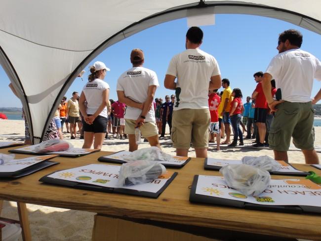 Beach olympics Lisbon