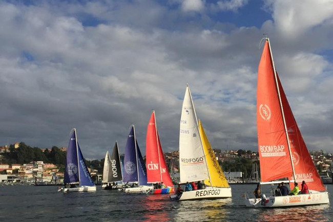 Sailing Porto