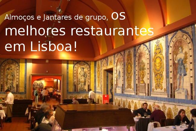 Restaurantes Lisboa