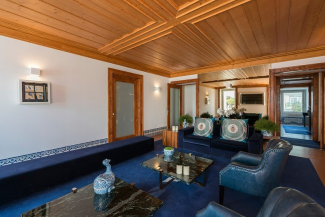 Hotel pal cio do governador 5 star luxury hotel lisbon for Luxury hotels lisbon