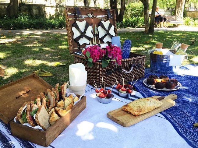 picnic Lisbon