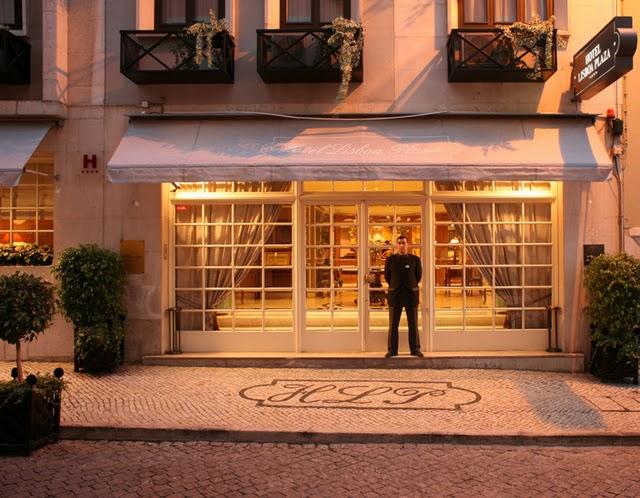 Lisbon Plaza hotel
