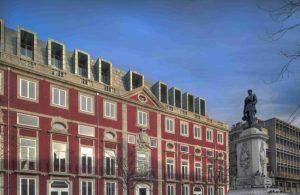 Hotel NH Collection Porto Batalha