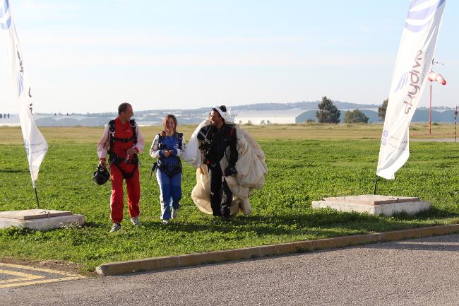 Skydive Evora