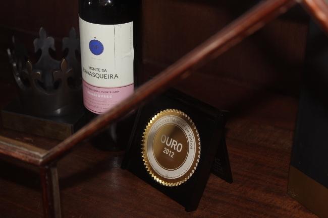 Herdade da Ravasqueira, winning wines