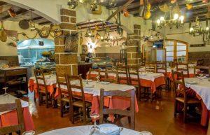Curral dos Caprinos restaurant, Sintra