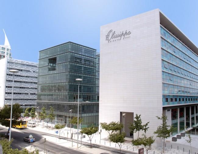 Olissippo Oriente hotel, Lisbon