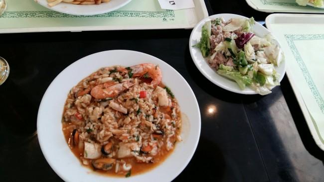Vela Latina restaurant & Self service, Belem, Lisbon