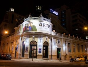 Tivoli Café Concerto, event venue, Lisbon