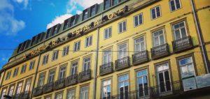 Pestana O Brasileiro hotel, Porto