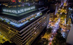 The Altis Grande, 5 star, Lisbon